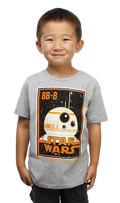 ThinkGeek -BB-8 Space Kids' Tee