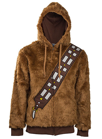 ThinkGeek -Chewie Costume Hoodie