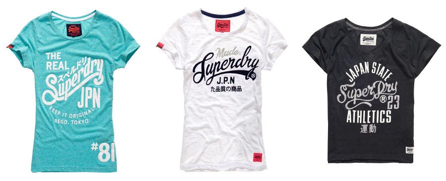 Superdry women Tshirt