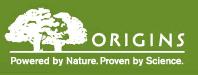 Origins(オリジンズ)ロゴ