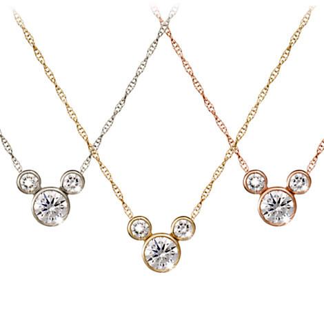 Disneystore necklace