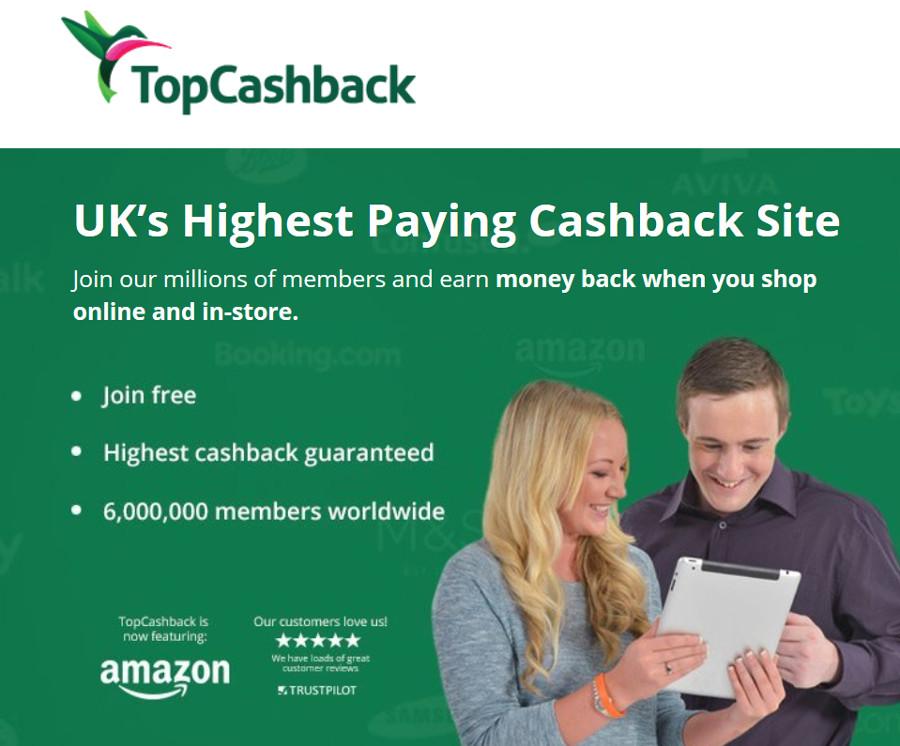 TopCashback UK2