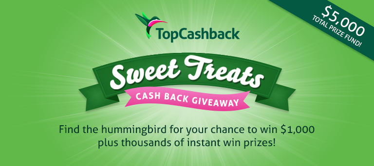TopCashbackキャンペーン