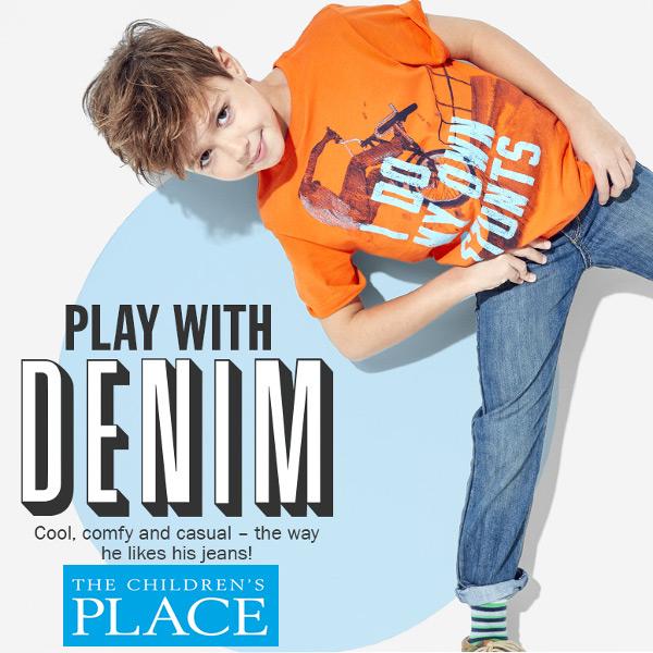 Children's Place(チルドレンズプレイス)